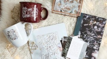 Advent Collection at The Daily Grace Co.