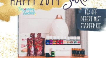 Young Living Premium Starter Kit Sale!