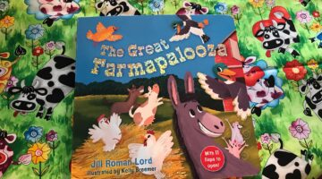 The Great Farmapalooza:  A Darling Children's Book